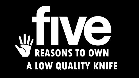 FIVE-REASONS